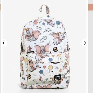 NWT Loungefly dumbo full size backpack